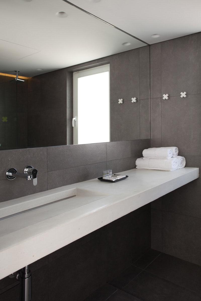 Bathroom Mirror Ideas  Fill The Whole Wall