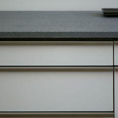 Kitchen Cabinet Pull Handles Dark Walnut Cabinets 8 Hardware Ideas For Your Home   Contemporist