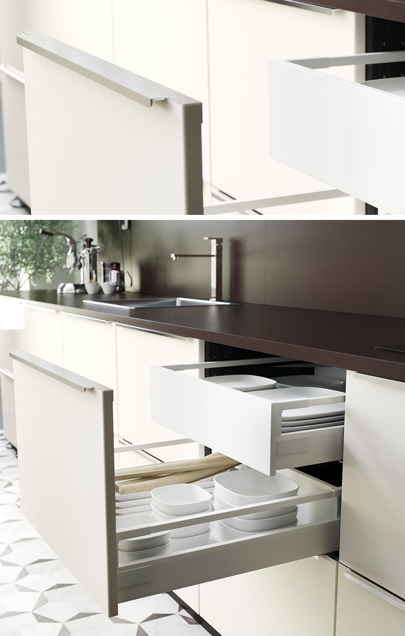 kitchen cabinet hardware curtins 8 ideas for your home contemporist tab pulls