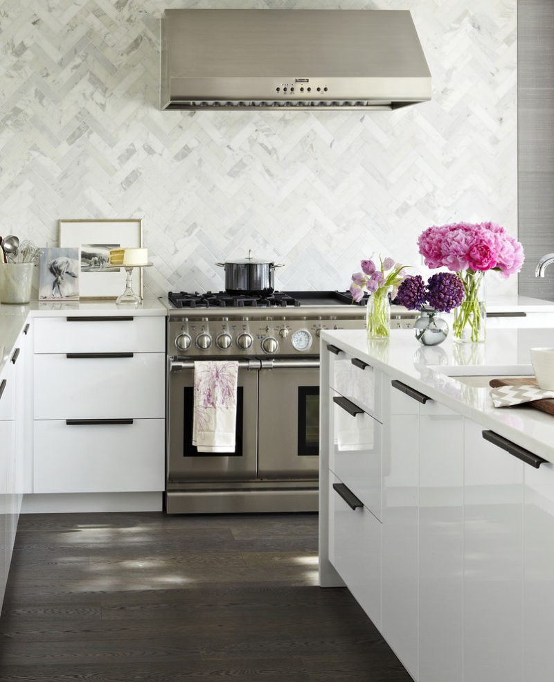 pulls for kitchen cabinets black hardware 8 cabinet ideas your home contemporist tab