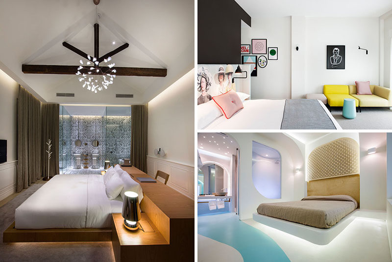 10 Hotel Room Design Ideas To Use In Your Own Bedroom