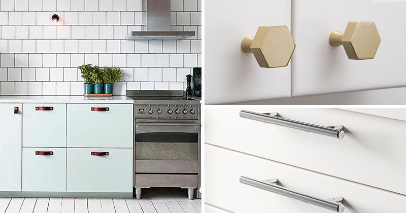 8 Kitchen Cabinet Hardware Ideas For Your Home CONTEMPORIST