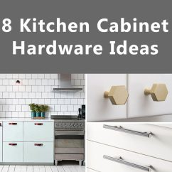 Ikea Kitchen Cupboards Kitchener 12 Meat Grinder 8 Cabinet Hardware Ideas For Your Home | Contemporist