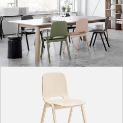 Small Wooden Chair Comfortable Chairs Furniture Ideas 14 Modern Wood For Your Dining Room The Cut Out At Back Of These Adds An Interesting Touch To Otherwise Simple Design