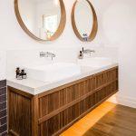5 Bathroom Mirror Ideas For A Double Vanity