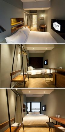 Small Hotel Room Design