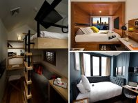 8 Small Hotel Rooms That Maximize Their Tiny Space ...