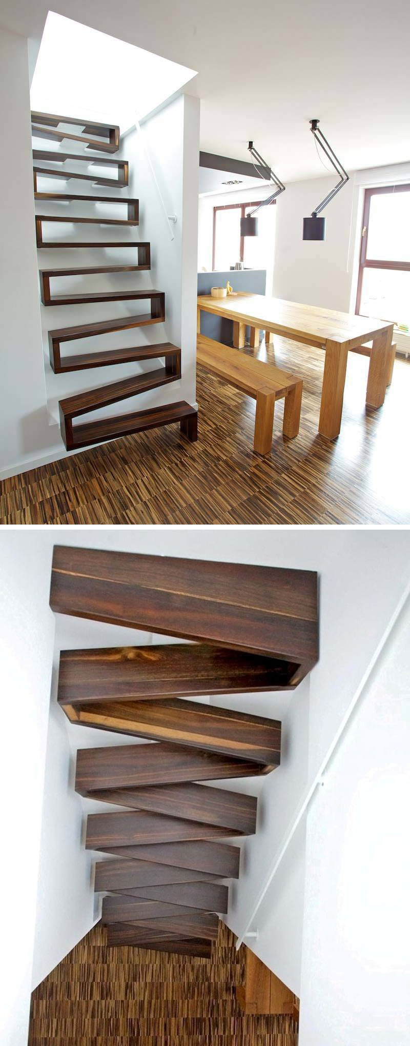 13 Stair Design Ideas For Small Spaces | Ladder Design For Small House | Small Cabin | Inexpensive | Elegant | Easy | Retractable