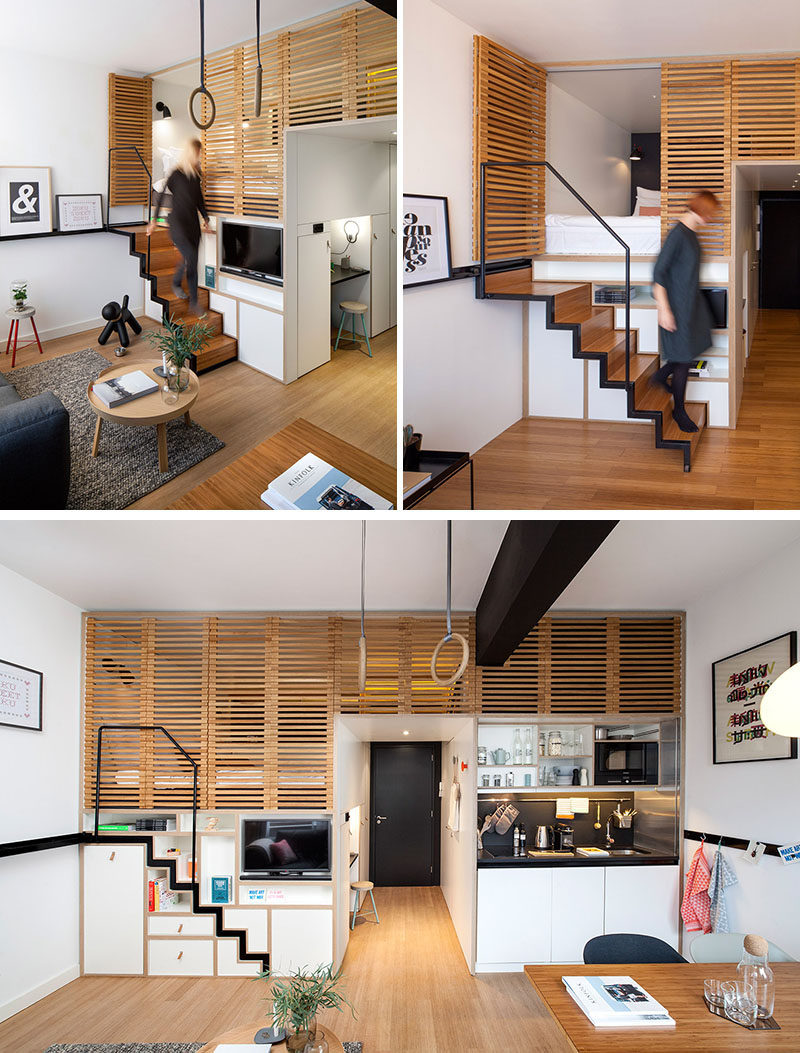 Stairs In Small House Ideas
