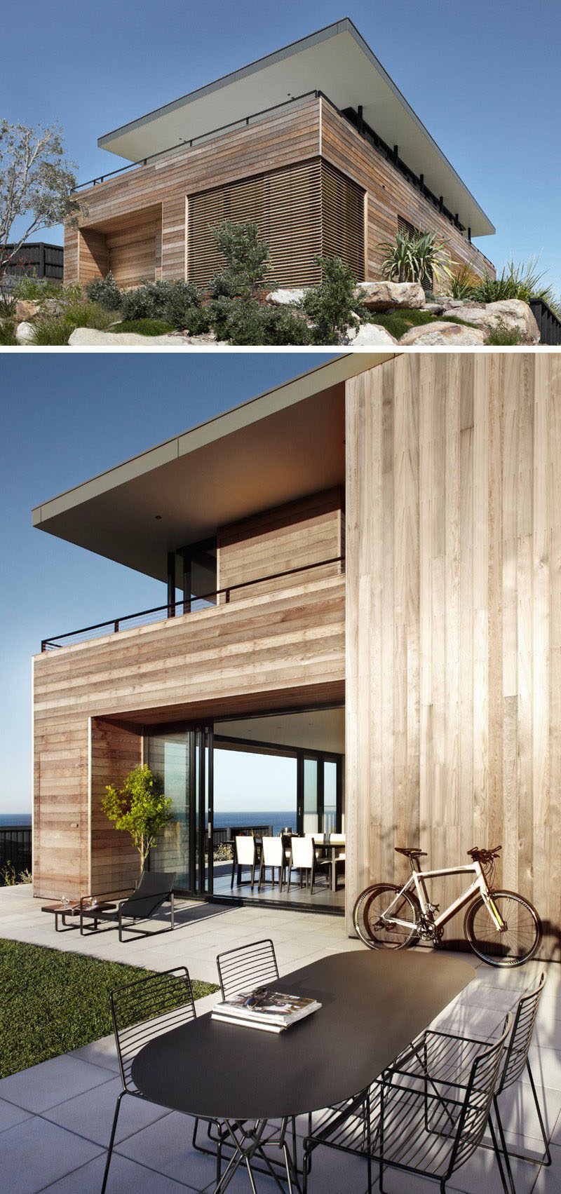14 Examples Of Modern Beach Houses From Around The World  CONTEMPORIST