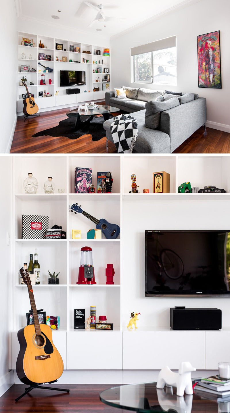 8 TV Wall Design Ideas For Your Living Room