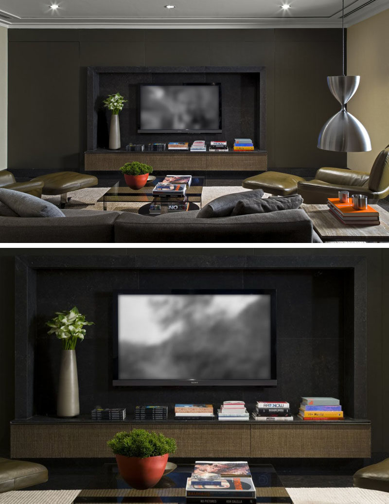 living room entertainment wall ideas formal 8 tv design for your contemporist this system has been