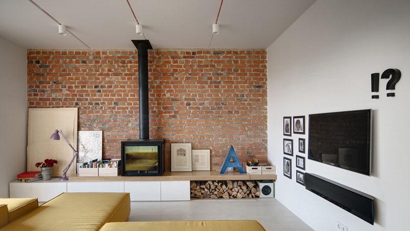 8 tv wall design