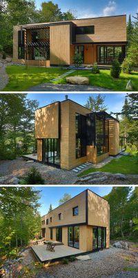18 Modern Houses In The Forest | CONTEMPORIST