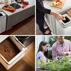 Kitchen Composter Rugs At Target This Easy Indoor Compost System Turns Food Scraps Into Fertilizer In 24 Hours