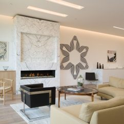 Apartment Living Room Design Bethpage New York 7 Ways To Create A Warm Contemporist Include Soft Lighting