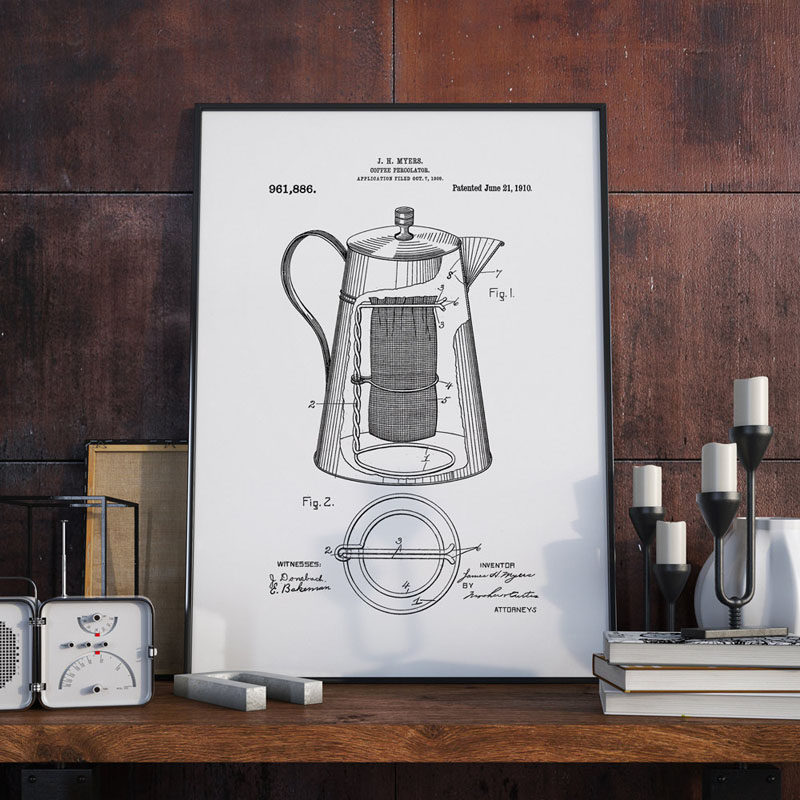 15 coffee posters to hang above your