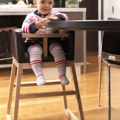 Eating Chairs For Toddlers White Fuzzy Chair 14 Modern High Children | Contemporist