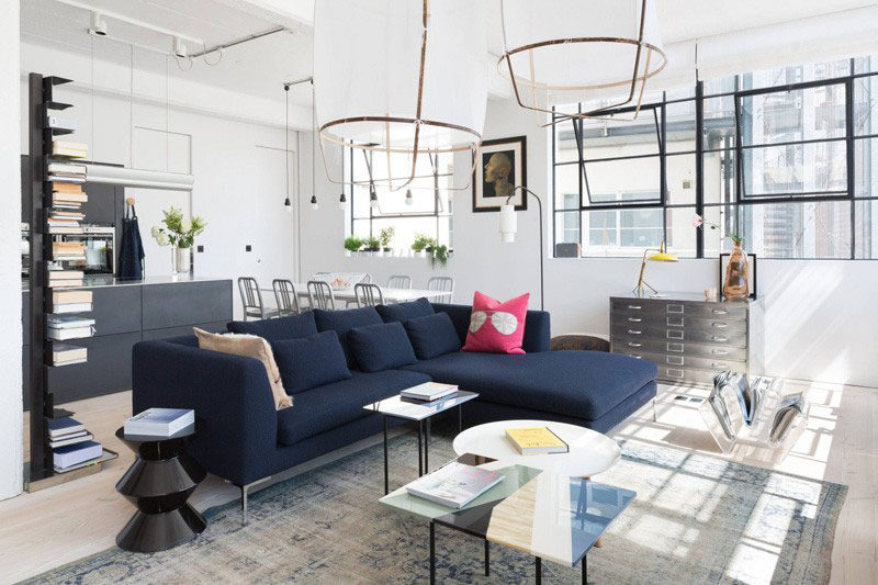 decorating a living room with navy blue furniture kitchen extension ideas 4 ways to use home decor create modern