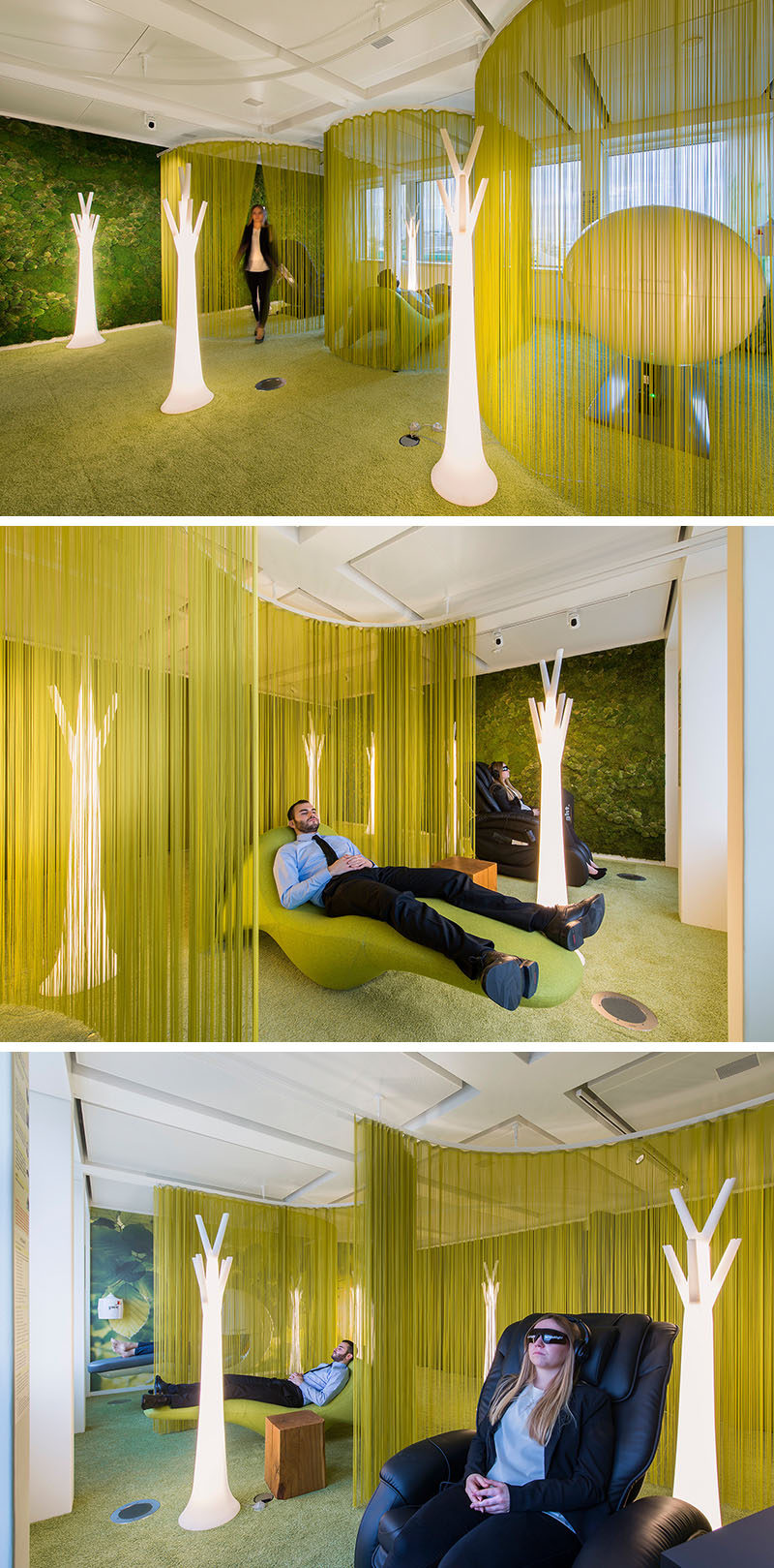 Office Design Inspiration  This Modern Office Has A