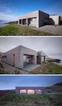 Modern Single Story Houses