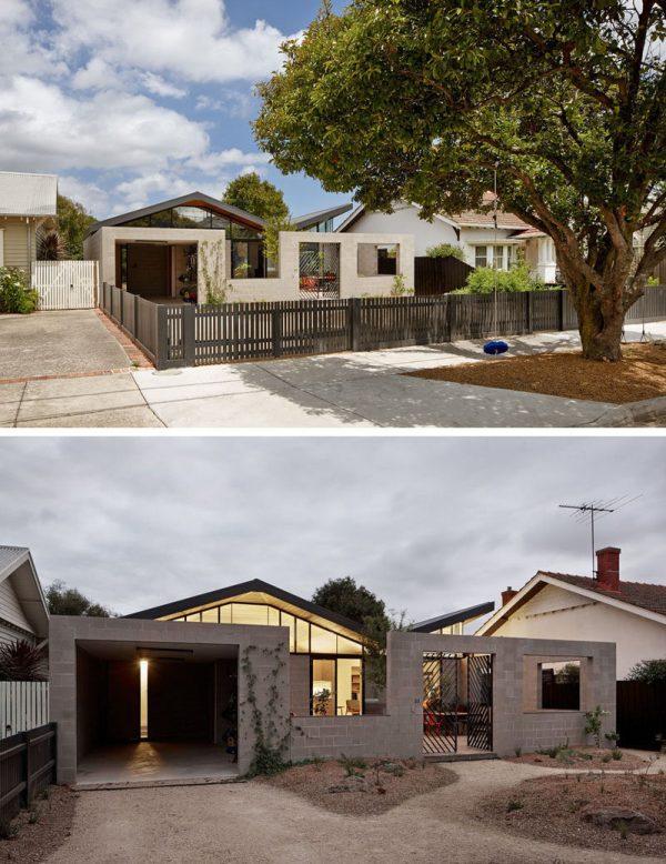 Design Ideas Single Storey Modern House Plans