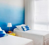 Bedroom Design Ideas - Create An Ombre Wall For A Colorful ...