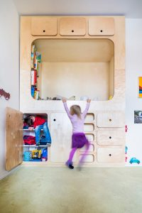Kids Bedroom Design Idea - Include A Cubby Or Reading Nook ...