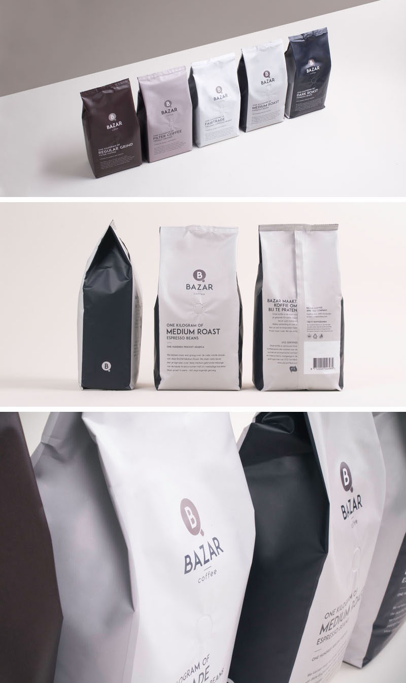 15 Creative Coffee Packaging Ideas For Graphic Designers  CONTEMPORIST