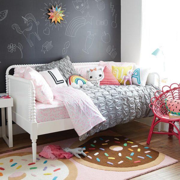 Girls Daybed Bedroom Ideas Kids