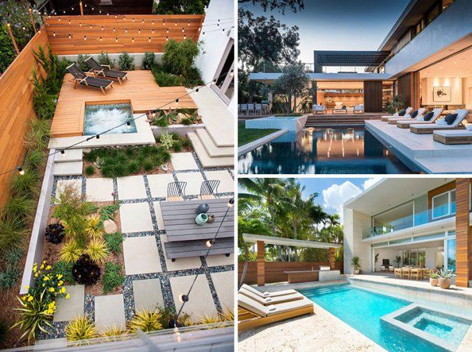 Landscaping Design Ideas - 11 Backyards Designed For Entertaining