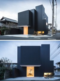 House Exterior Colors  14 Modern Black Houses From Around ...