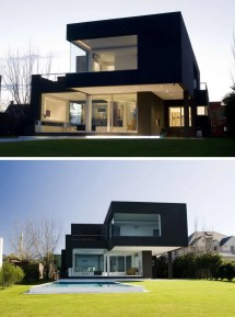 Modern Exterior House Colors