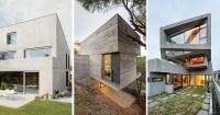 13 Modern House Exteriors Made From Concrete | CONTEMPORIST