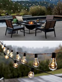 8 Outdoor Lighting Ideas To Inspire Your Spring Backyard ...