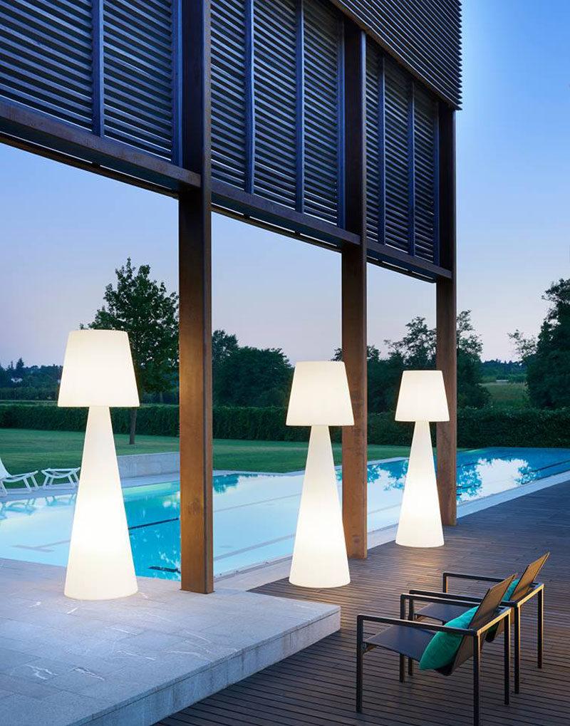 8 outdoor lighting ideas to inspire