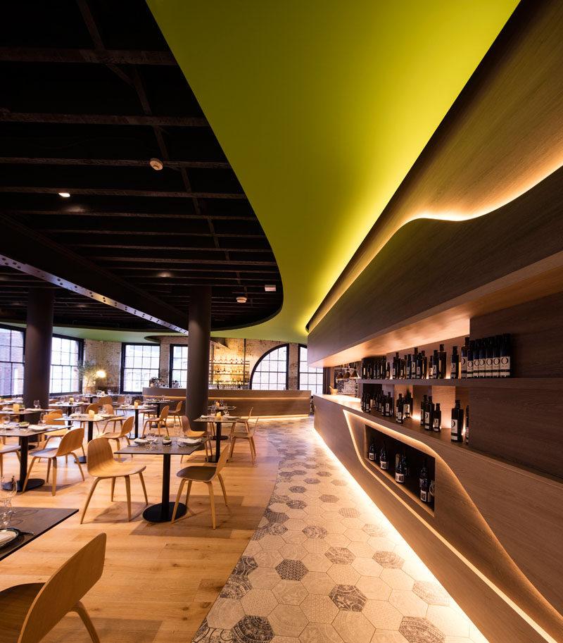 Restaurant Led Lighting
