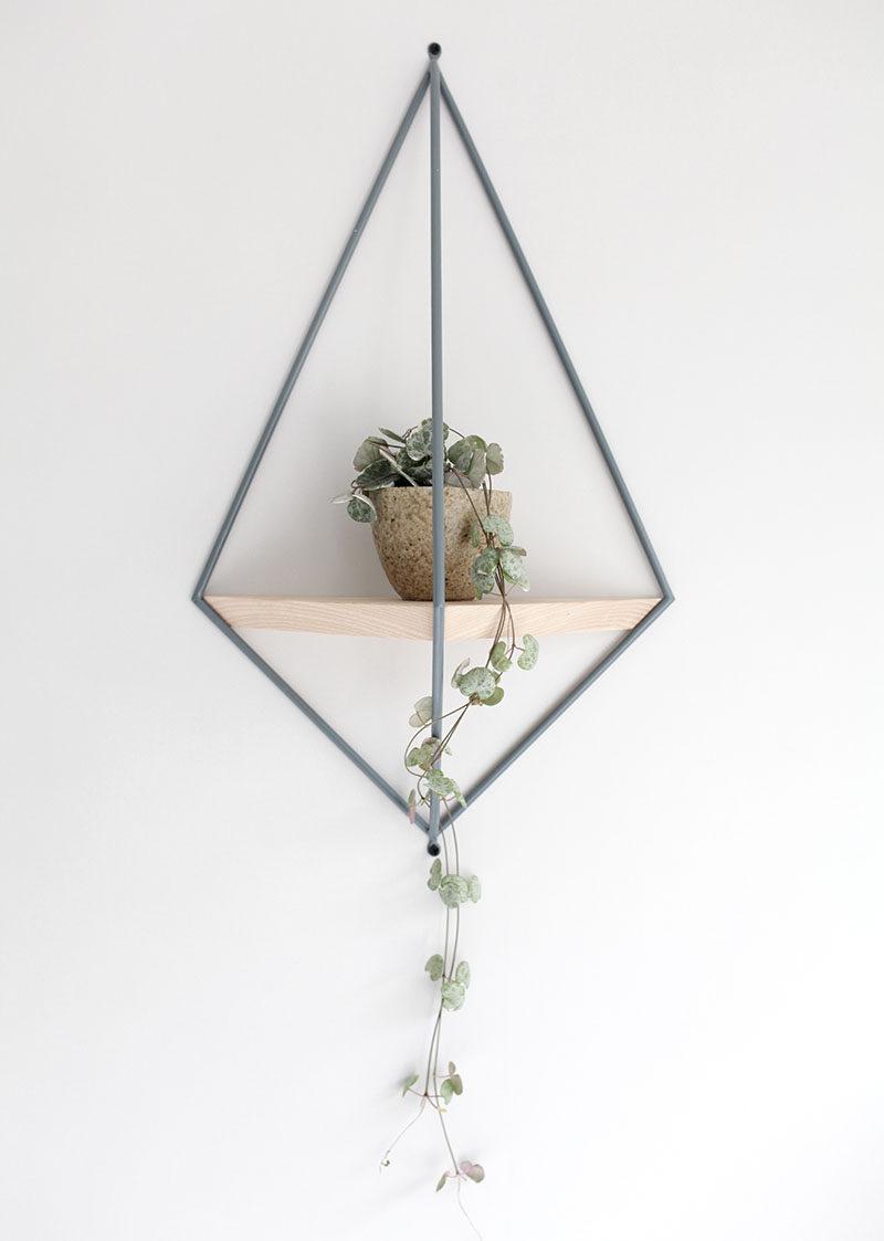 Hanging Planters Wall Indoor