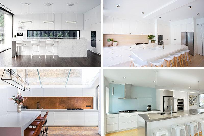 kitchen backslash wall tile ideas design 9 backsplash for a white