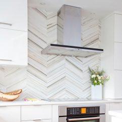 Kitchen Backslash White Wooden Chairs Design Ideas 9 Backsplash For A