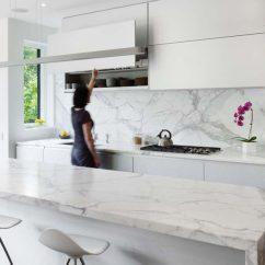 White Kitchen Backsplash Outdoor Islands For Sale Design Ideas 9 A Add Stone