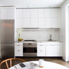 White Kitchen Backsplash Aid Juicer Design Ideas 9 For A Add Texture With