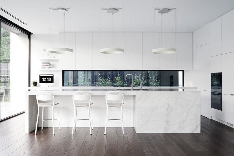 white kitchen backsplash french island design ideas 9 for a replace