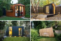 14 Inspirational Backyard Offices, Studios And Guest