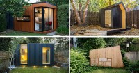 14 Inspirational Backyard Offices, Studios And Guest ...