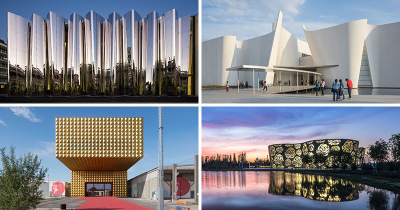13 Architecturally Amazing Museums From Around The World  CONTEMPORIST