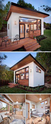 Back Yard Guest House Prefab