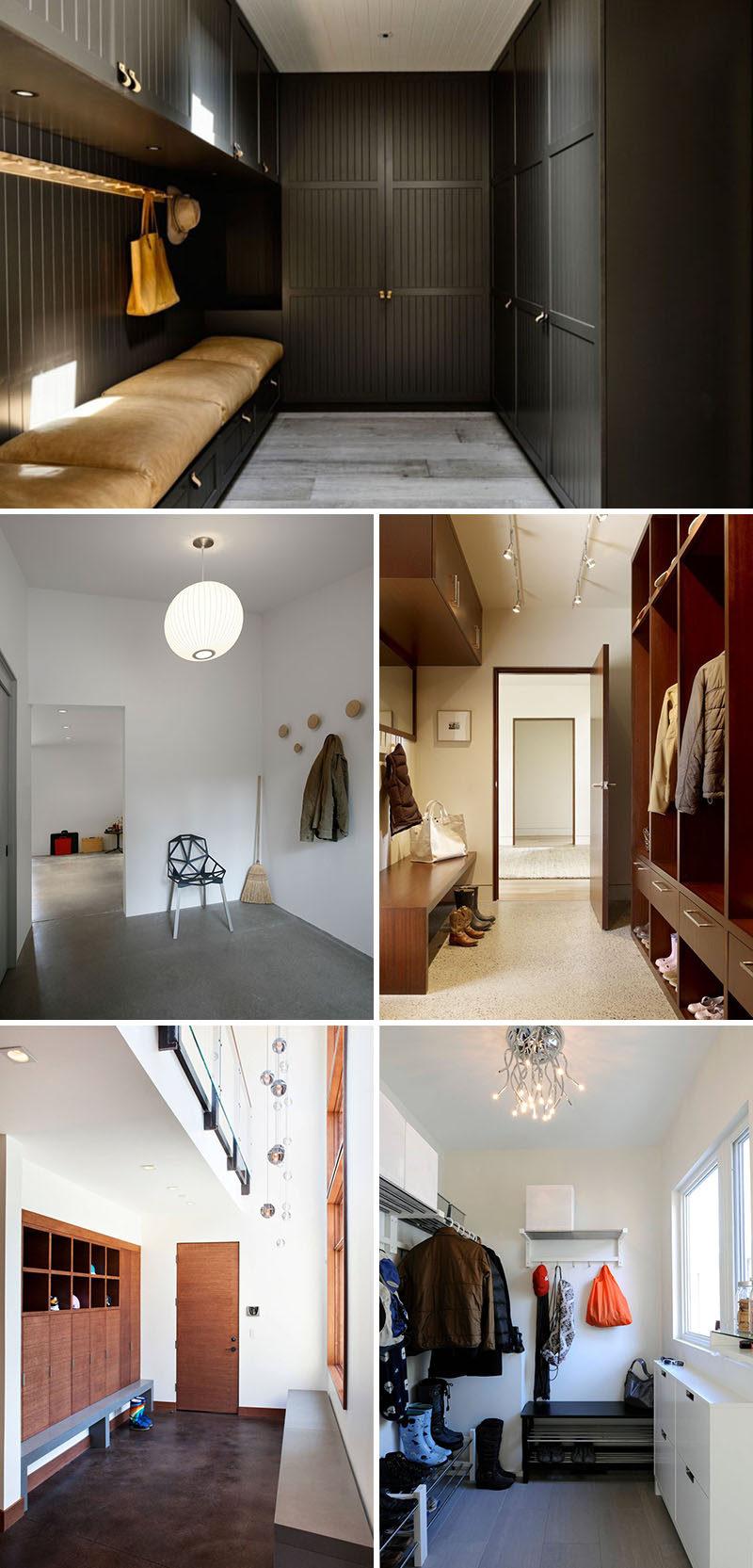 Mudroom Design Ideas