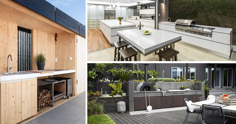 backyard kitchen designs themes decor 7 outdoor design ideas for awesome entertaining