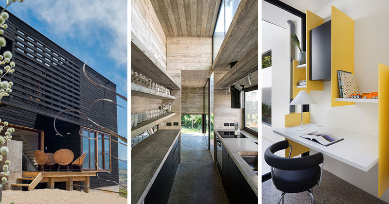 Here's a look at a few interior design, architecture projects that are getting a lot of attention on our Pinterest boards this week.